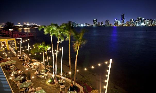most romantic restaurants in miami miami social scene